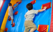 Bounce, Ballocity, or Laser Tag with Food and Tokens at Long Island's Laser Bounce (51% Off). Two Options Available.
