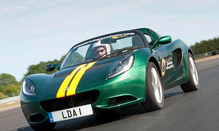 Lotus Driving Academy - Norwich: Official Lotus Elise Driving Experience With Factory Tour from £139