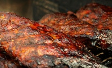 $995 for Catered Barbecue Package for 50 from Smokey Stax BBQ Catering (Up to $2,175 Value)