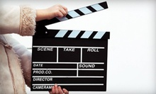 One-Day Movie Star Workshop or a One-Week Movie Star Camp for Kids at Popcorn Media (Up to 57% Off)