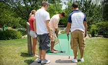 Two Rounds of Mini Golf for Two or Four at Goony Golf (Up to 54% Off)