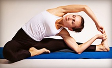 5 or 10 Yoga, Pilates Fusion, and Zumba Classes at Glow Yoga & Wellness (Up to 67% Off)