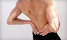 $45 for Three-Visit Chiropractic Package with Exam and Massages at Atlas Chiropractic Center ($565 Value)