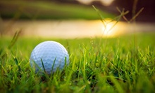 18 Holes of Golf for Two (up to $73 value)
