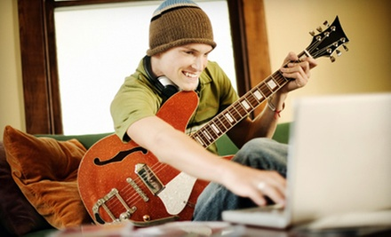 $65 for Four 30-Minute Music Lessons at Tom Kopyto Music Lesson Studios (Up to $160 Value)