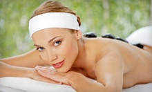 One, Two, or Three 60-Minute Hot-Stone Massages at Natura Samsung International Medical Center (Up to 57% Off)