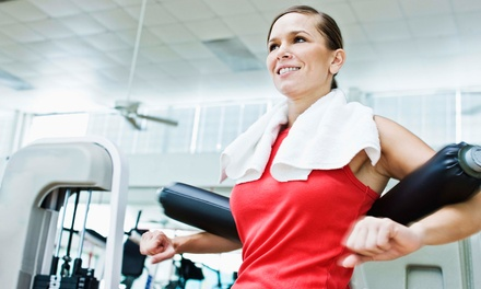 $19.99 for a One-Month Gym Membership and One Personal-Training Session at Gold's Gym ($164 Value)