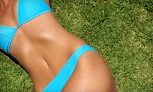 One or Three Airbrush Spray Tans at Vie de Bella Salon (Up to 56% Off)