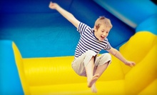 1, 5, or 10 Jump Passes at Carnival Zone (Up to 64% Off)
