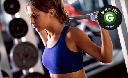 $49 for a Four-Week Fitness-Class Package with Body Assessment and Weekly Check-Ins at Kosama ($109 Value)
