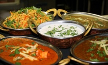 $24 for Three Groupons, Each Good for $16 Worth of Carryout Indian Food and Pizza at Desi 2 Go Pizza & Curry ($48 Value)