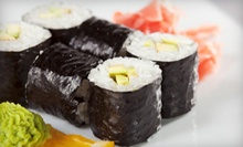 $20 for $40 Worth of Sushi and Chinese Food at Sakura Garden