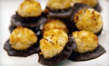 One Dozen or Two Dozen Coconut Macaroons, or $10 for $20 Toward Cakes at Sugar Lillie Bakery
