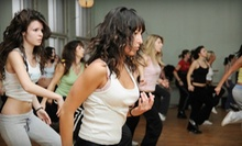 $25 for Four 50-Minute Women's Pole-Dance, Fitness, or Dance Classes at Oh My You're Gorgeous ($60 Value)