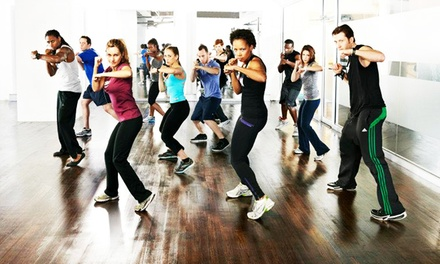 One- or Three-Month Individual or Family Membership at Crunch Fitness (Up to 67% Off)