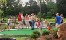 Unlimited Mini Golf for Two, Four, or Six with a Snack at Mac &amp; Bones Golf and Grill (Up to 61% Off)