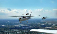 $99 for a 45-Minute Scenic Flight for Two from Beach Aviation ($249 Value)