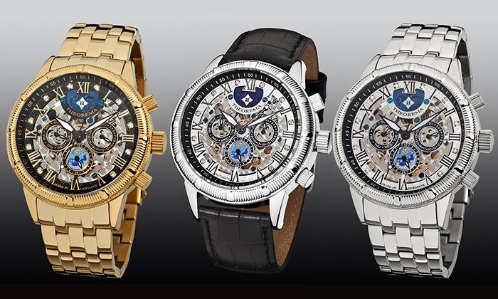 Relógio Monaco Gold em 10 modelos diferentes por 219,99€