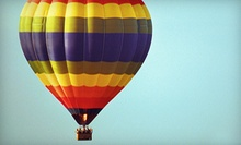 Del Mar Sunset Balloon Tour Monday–Thursday or Friday-Sunday for One or Two from Panorama Balloon Tours (Up to 51% Off)