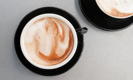 $11 for Five Groupons, Each Good for $4 Toward Drinks at Espresso Elegance Roasting Company ($20 Value)