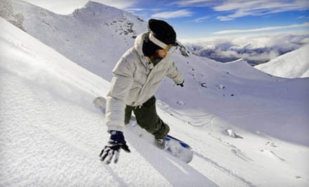 Ski or Snowboard Rental for One or Two, Equipment Tune-Up, or $25 for $50 Worth of Goods at Woodbridge Pools and Ski
