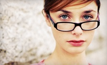 Prescription Eyewear at Pearle Vision (Up to 82% Off). Two Options Available.