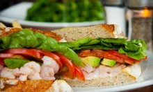 $15 for $30 Worth of Bistro Fare at Calvin's Cafe (Half Off)