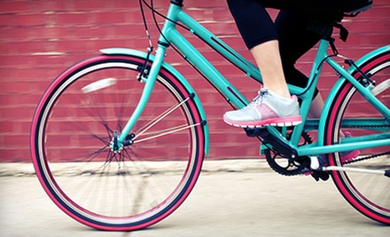 $45 for a Deluxe Bicycle Tune-up at The Urban Commuter ($95 Value)