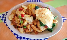 $10 for $20 Worth of Diner Food at Rambo's Kitchen