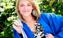 One- or Two-Hour Senior-Portrait Package with Prints at Davillier Photography &amp; Graphics (Up to 75% Off)