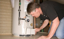 $25 for a Water-Heater Tune-Up with a Water-Quality Test and a Heater Drain and Flush from Genz-Ryan ($259 Value)