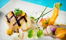 $59 for a Contemporary American Dinner for Two at Timo's at Villa Mayfair (Up to $112 Value)