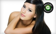 Full Keratin Treatment, or Express Keratin Treatment with Haircut and Optional Color at Hair Creations (Up to 76% Off)