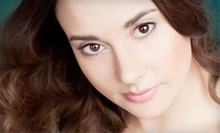 Haircut and Style with All-Over Color or Moroccan-Oil Treatment at Suzie's Skin and Beauty Centre (Up to 73% Off)