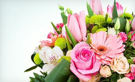 $15 for $30 Worth of Flower Bouquets at Brick Flower Market