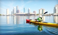 Two- or Four-Hour Kayak or Paddleboard Rental for Two at Kayak Valet (Up to 54% Off)