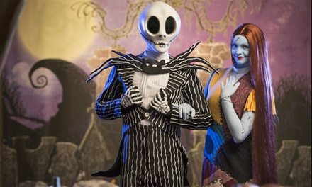 Cirque-tacular presents Halloween Spooktacular at Master Theater on October 26 at 2 p.m. (Up to 40% Off)