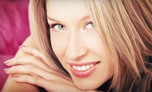Haircut with Deep-Conditioning Treatment or All-Over Color at Heart Hair Salon (Up to 55% Off)