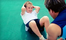 Six-Week Soccer or Strength and Speed Skills Camp for Kids at Elite FT (Up to 57% Off). 12 Options Available.