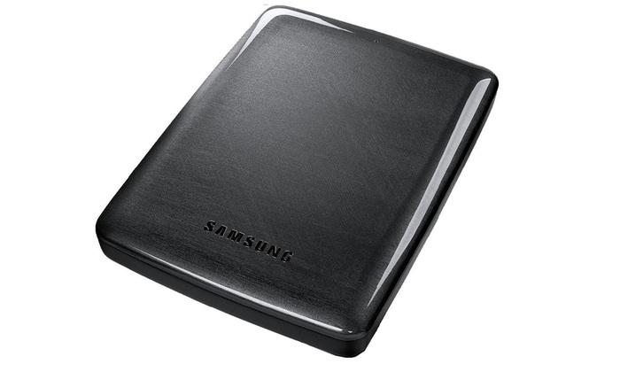 Disco externo Samsung P3 de 1 TB por 64,90€