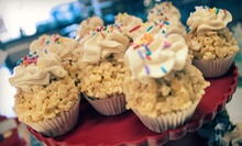 $10 for $20 Worth of Krispy Cupcakes or Traditional Cupcakes at Krispy Creations