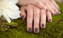 Basic Manicure, Mini Pedicure, or Both at Nails by Darlene at Sharp Cuts (Up to 53% Off)