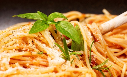 $10 for $20 Worth of Italian Food at D&#x27;Carlo Ristorante &amp; Pizzeria