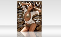 GROUPON: 50% Off Digital Subscription to Maxim  Magzter Inc.