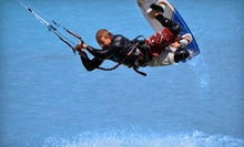 C$49 for an Intro to Kiteboarding Class at Aerial Kiteboarding (C$99 Value)