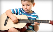 $19 for Four Private Instrument Lessons at Palen Music Center ($75 Value)