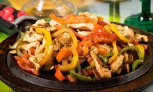 Mexican Food on a Weekday or Weekend at Crazy Cactus (Half Off)