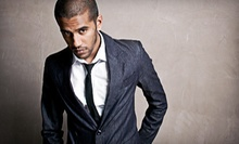 $599 for a Custom-Fitted Suit Ensemble with Shirt and Tie at Samtani & Son ($1,524 Value)