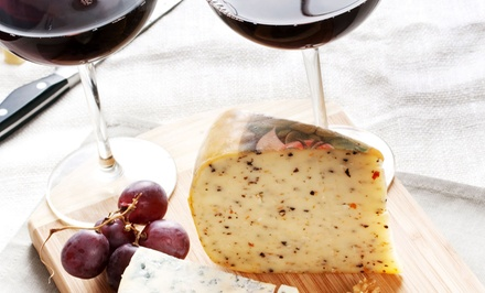 Wine, Cheese, and Chocolate Tasting for Two or Four at Vetro Winery (Up to 52% Off)