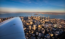 Hands-On Intro Flight with Photo for One Pilot with Optional Guest or Two Pilots from Fly Bay Area (Up to 51% Off)